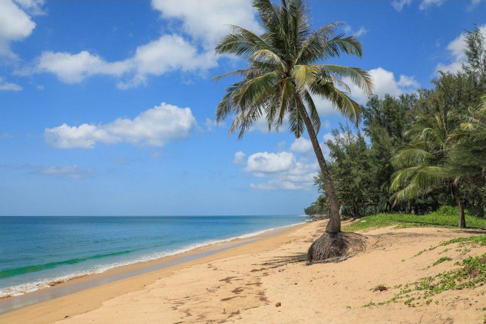 Strand op Phuket