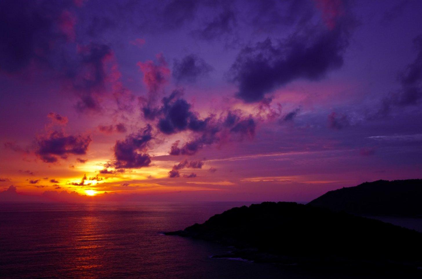 Prachtige kleuren in Phuket