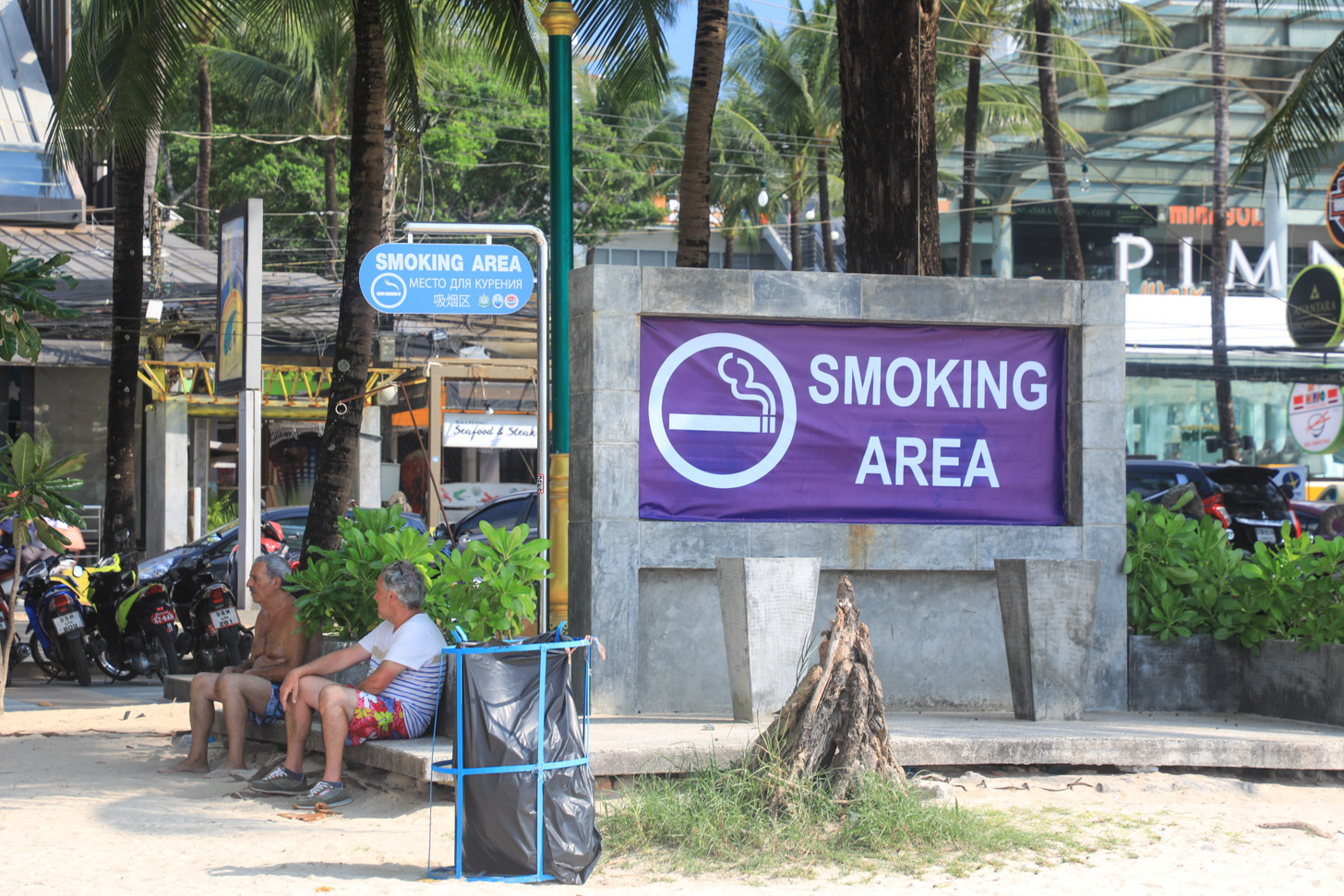 Rookzone in Patong Beach