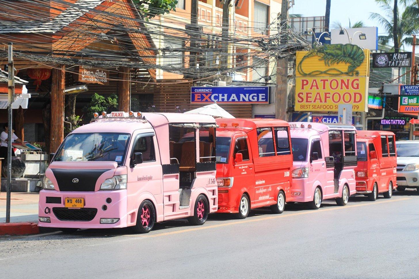 Vervoer in Phuket